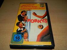 Porky`s - Teil 1 - CBS Fox Verleihtape Erstauflage - VHS
