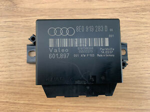Genuine AUDI A3 A6 A4 8E B7 PARKING SENSORS CONTROL MODULE ECU