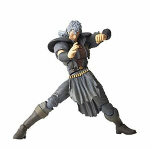 NEW Legacy of Revoltech LR-033 Fist of the North Star Shu Figure KAIYODO F/S