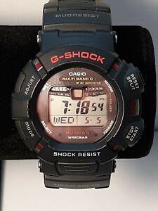 Casio G Shock GW9010 Mudman Mudresist Watch