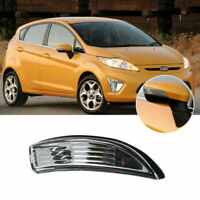 Wing Mirror Indicator Light Lens Cover For Ford Fiesta 2008-14 UK Driver Side
