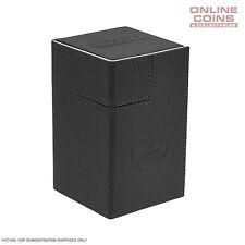 Ultimate Guard FLIP'n'TRAY XENOSKIN™ DECK CASE 100+ BLACK
