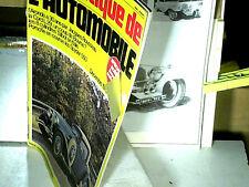 LE FANATIQUE DE L'AUTOMOBILE n°135 : ARONDE/ PORSCHE 550/ CORD/ TALBOT/ ALPHI