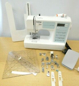 Brother FS-40 Computerised Sewing Machine - Includes Sew Easy Carry Case