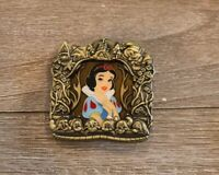 Disney WDI Stained Glass Princess Series Snow White Seven Dwarfs Pin Le 300
