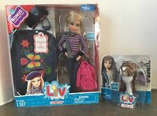 Spin Master LIV 2010 Liv Sophie Doll w Bonus Purse for You Liv in our World NRFB