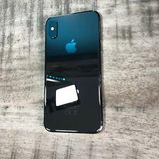Châssis ORIGINAL Iphone XS Noir (Sans connecteur de charge) (AUCUN COUP)