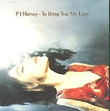 PJ Harvey To Bring You My Love 1995 Original Uk Lp