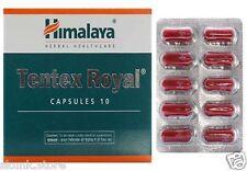 Himalaya Herbal Tentex Royal for Erectile Dysfunction Improves Sexual Desire