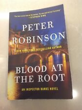 Inspector Banks Novels: Blood at the Root 9 by Peter Robinson (2016, Paperback)