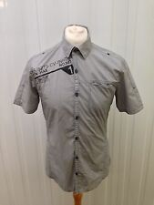Mens Next Casual Shirt - Medium - Short Sleeved - Great Condition