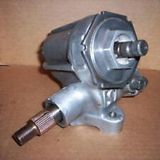 Reversed Corvair Steering box modified for Hot Rod
