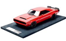 1/18 Engup Dodge Supercharger 426 Hellephant 1000 hp in Red
