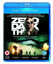 Zero Dark Thirty (Blu-ray + UV Copy) [2012] [Region Free] [DVD][Region 2]