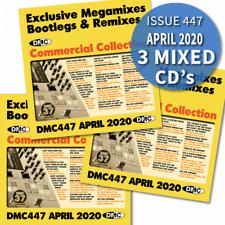 DMC Commercial Collection Issue 447 Bootleg Remix & Megamix DJ Triple Music CD