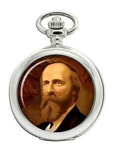 President Rutherford Hayes Pocket Watch