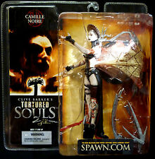 McFarlane  Clive Barker Tortured Souls Series 2 Camille Noire Action Figure 2002