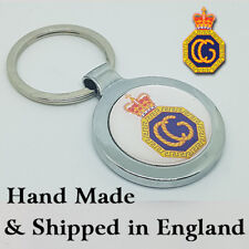 Made to Order HM Coastguard Key Ring - A Great Gift