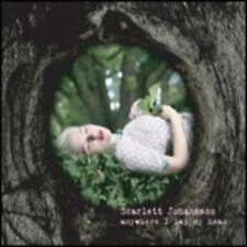 SCARLETT JOHANSSON - ANYWHERE I LAY MY HEAD  CD