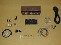 TWEED CHAMP 5F1 PARTS KIT with USA CHASSIS, DIY kit