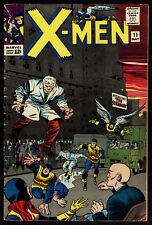 1965 Marvel X-Men #11 VG+