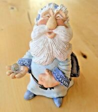 Wizard Figurine - WORLD OF KRYSTONIA PANTON SHEPF 4.5IN