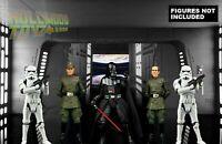 Star Wars Black Series Spaceship Door 11X17 Foam Diorama Backdrop (No Figure)