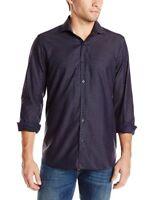 ~* Stone Rose Men's Polka Dot Long-Sleeve Shirt NWT M, L