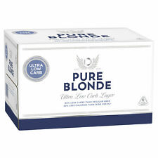 Pure Blonde Beer Case 24x355ml Bottles (4x6pack)