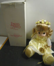 """VINTAGE NOS 1994 PRECIOUS MOMENTS DOLL HOPE SONGS OF THE SPIRIT #1078 16.5"""""""