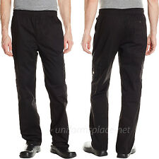 Dickies Chef Pant Mens, Unisex Cargo Pocket Collection Chef Pants DC201 or DC202