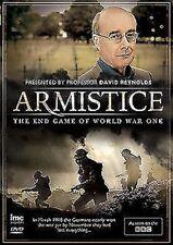 Armistice - The End Game Of World War One DVD Neuf DVD (IMC906D)