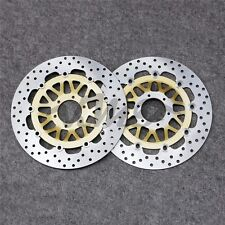 For Honda CBR600F VFR800 CBR900RR Motorcycle Floating Front Brake Disc Rotor New