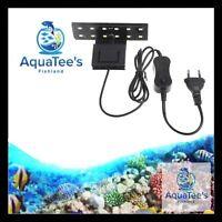AQUATEE'S AST:X3 12-LED AQUARIUM LAMP CLIP ON FISH TANK NANO PLANT LIGHT