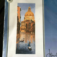 John Clayton Venice Heritage Stitchcraft Counted Cross Stitch