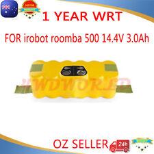 Battery For iRobot Roomba 500 3.0Ah Ni-MH HeavyDuty 531 532 537 560 610 780 OZ