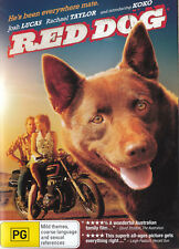 RED DOG Josh Lucas DVD R4 - PAL - New