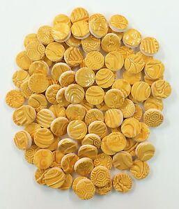 GOLD MOSAIC CIRCLE Tiles