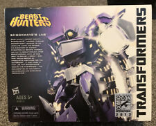 Hasbro Transformers Beast Hunters Shockwave's Lab San Diego Comic Con SDCC 2013