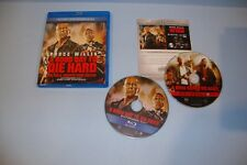 A Good Day to Die Hard (Blu-ray/Dvd, 2013)