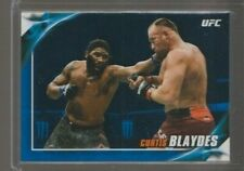 2019 TOPPS UFC KNOCKOUT BLUE PARALLEL /88 CURTIS BLAYDES #38