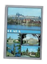 Czech Republic - Praha / Prague - 1982 Multiview Postcard