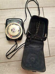 Vintage General Electric Exposure Meter - Type PR 3. In Case