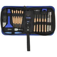 Kit d'outils complet Réparation Démontage Smartphone/tablette set 24 pièces Noir