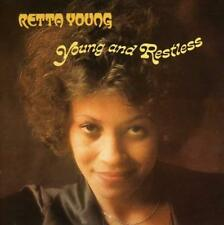 RETTA YOUNG Young And Restless NEW & SEALED 70s MODERN SOUL LP VINYL (EXPANSION)