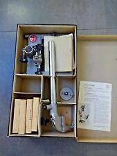 Paillard Bolex 8 mm Titler Stand Set w/ Original Box