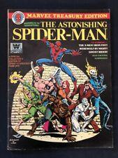 Marvel Treasury Edition #18 1978- The Astonishing Spider-Man Whitman VG