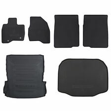 OEM NEW All Weather Floor Mats 3rd Row Cargo Area Protector 15-17 Ford Explorer