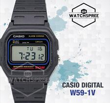 Casio Classic Digital Watch W59-1V AU FAST & FREE