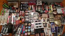 Premium Makeup Lot (50) pcs. - L'Oreal, Revlon, Maybelline, CoverGirl, NYX.